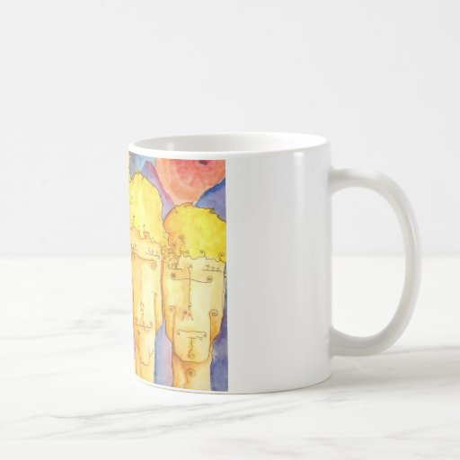 Dark They Were, And Golden-Eyed Coffee Mugs