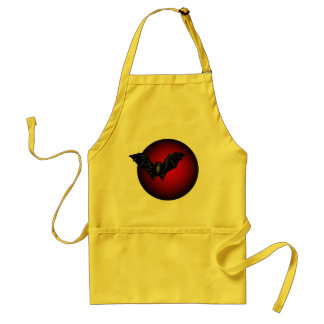 Dark Thoughts Adult Apron