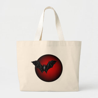 Dark Thoughts Large Tote Bag
