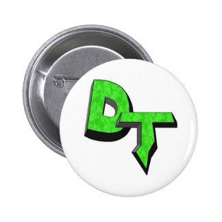 Dark Thunder Button 2 Inch Round Button