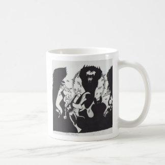 Dark Times Classic White Coffee Mug