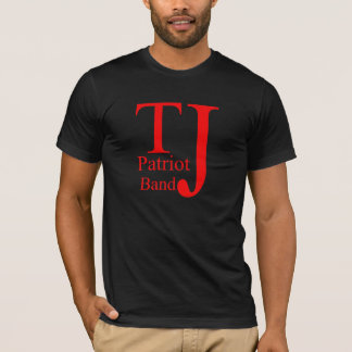 Dark TJ Band T-Shirt