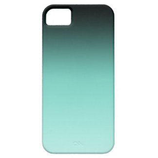 Dark to light Ombre iPhone 5 Case