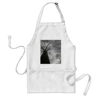 Dark Tree Adult Apron