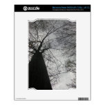 Dark Tree Decal For NOOK