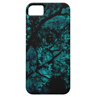 Dark Tree Skull iPhone SE/5/5s Case