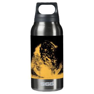 Dark Trees Moon Night - Insulated Water Bottle