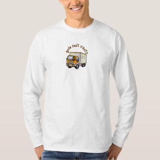 Dark Truck Driver Girl T-Shirt