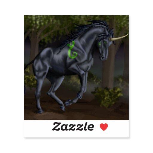 Dark Unicorn Phone sticker