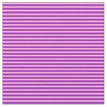 [ Thumbnail: Dark Violet & Light Pink Colored Lines Fabric ]