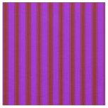 [ Thumbnail: Dark Violet & Maroon Colored Pattern Fabric ]