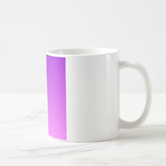 Dark Violet to Ultra Pink Horizontal Gradient Coffee Mug