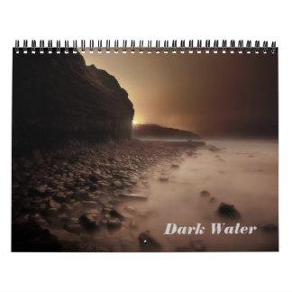 Dark Water Calendar