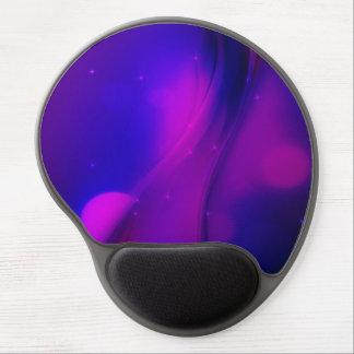 Dark Wave Gel Mouse Pad
