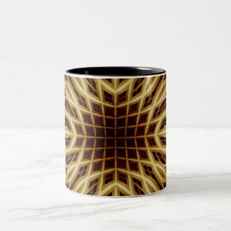 Dark Weave Mug