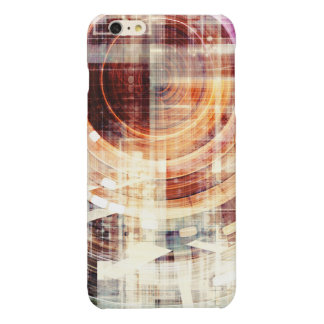 Dark Web Internet as a Technology Concept Glossy iPhone 6 Plus Case