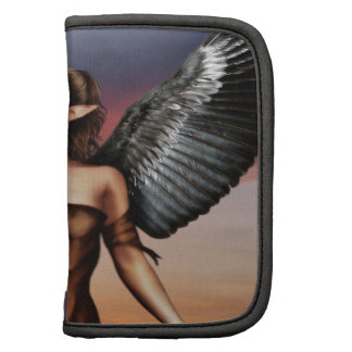 Dark Wing Angel Organizer