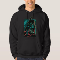 DARK WITCH DESIGN HOODIE