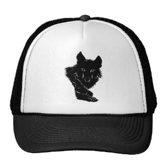 Dark Wolf Hat
