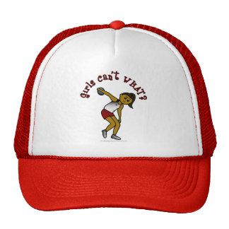 Dark Womens Discus Mesh Hat