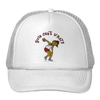 Dark Womens Discus Hat