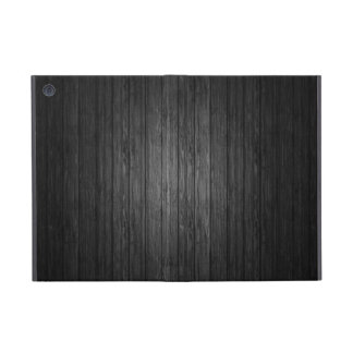 Dark Wood Case For iPad Mini