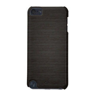 Dark wood faux finish ipod 5 barely there case