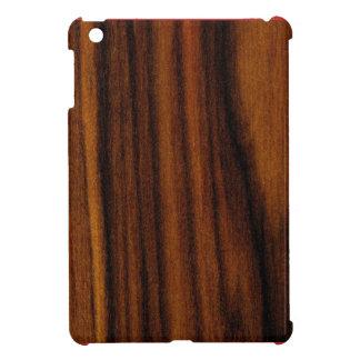 Dark Wood iPad Mini Case