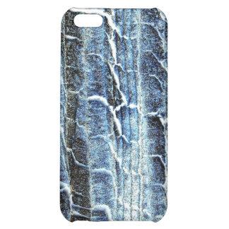 Dark Wood Case For iPhone 5C