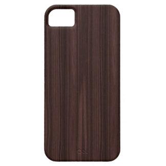 Dark Wood iPhone case