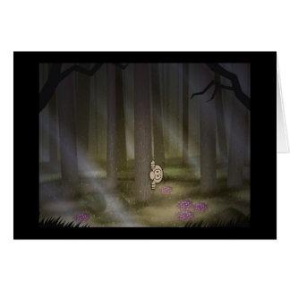 Dark Woods Card