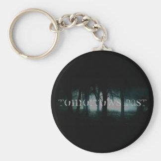 dark woods keychain