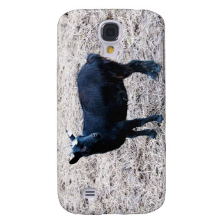 Dark Wool Samsung Galaxy S4 Cover