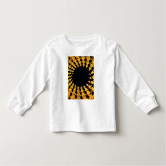 Dark Yellow Fractal Shirt