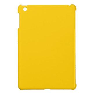 Dark Yellow iPad Mini Hard Case iPad Mini Covers