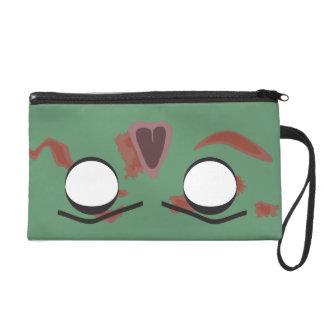 Dark Zombie Face Bag