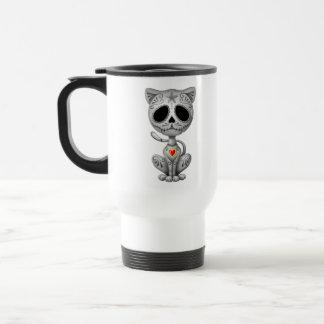 Dark Zombie Sugar Kitten Mug