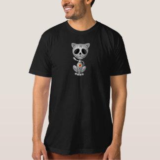 Dark Zombie Sugar Kitten Shirt