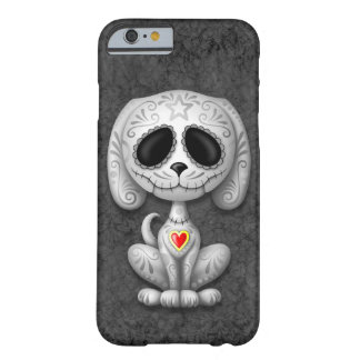 Dark Zombie Sugar Puppy Barely There iPhone 6 Case