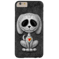 Dark Zombie Sugar Puppy Barely There iPhone 6 Plus Case