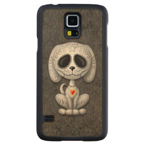 Dark Zombie Sugar Puppy Carved® Maple Galaxy S5 Case