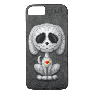Dark Zombie Sugar Puppy iPhone 7 Case