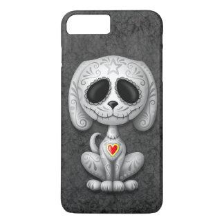 Dark Zombie Sugar Puppy iPhone 7 Plus Case