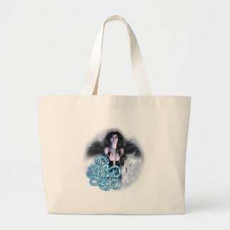 DarkAngel 2 Jumbo Tote Bag