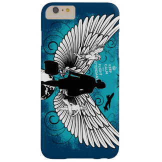 Darkblue Kciafa Barely There iPhone 6 Plus Case