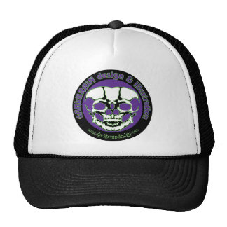 dARkBRAiN design & illustration Trucker Hat