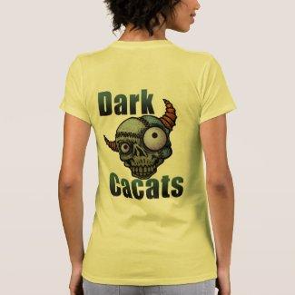 darkcacats1 tshirt