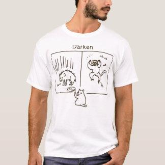 Darken (brown) T-Shirt