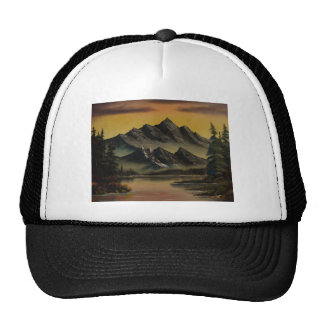 Darkened Horizon Trucker Hat