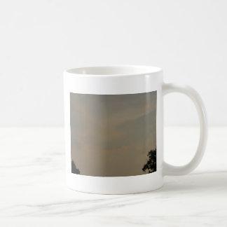Darkened Sunset Coffee Mug